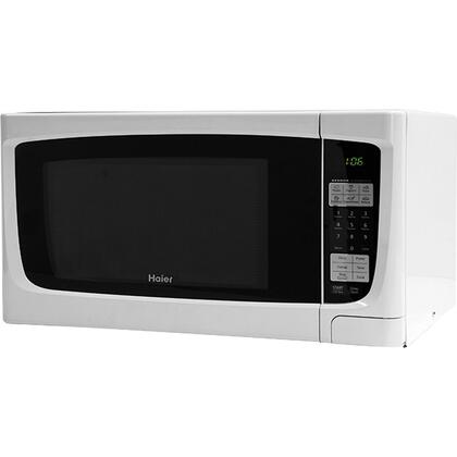 Haier MWG16043TW White Countertop Microwave
