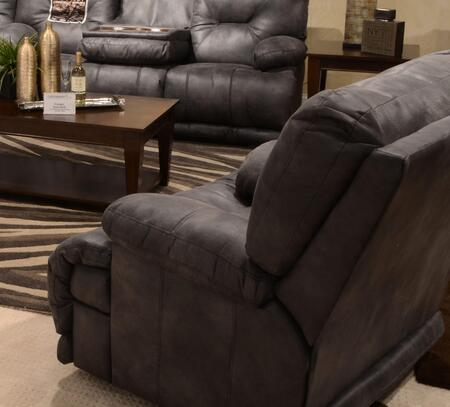 Catnapper 643807122853302853 Voyager Series Faux Leather Metal Frame  Recliners