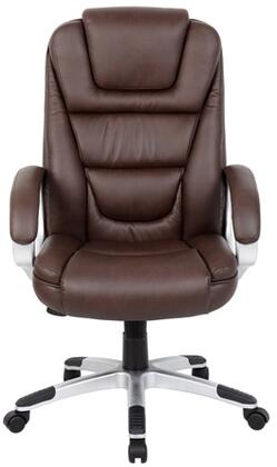 "Boss B8601BB 27"" Adjustable Contemporary Office Chair"