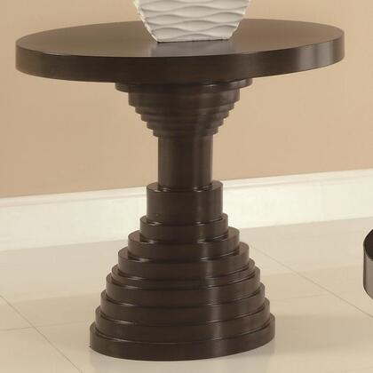 Coaster 701737 701730 Series Contemporary Round End Table