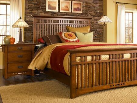 Broyhill ARTISANRIDGEBEDKSET Artisan Ridge Bedroom Sets