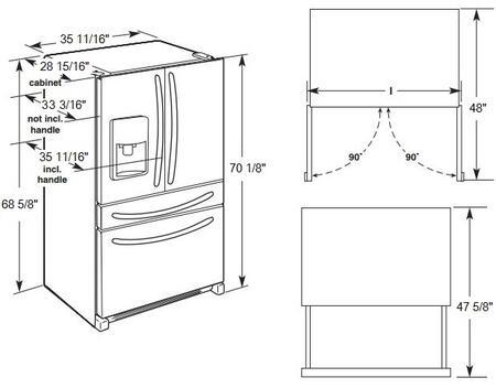 Maytag French Door Refrigerator Black Maytag Free Engine