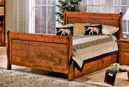 Chelsea Home Furniture 35244894491S  Full Size Sleigh Bed