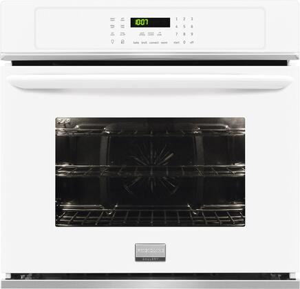 """Frigidaire FGEW2765PW 27"""" Single Wall Oven, in White"""