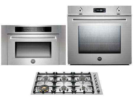 Bertazzoni 347216 Professional Kitchen Appliance Packages