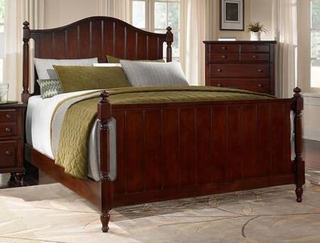 Broyhill HAYDENPANELBEDDCK Hayden Place Series  King Size Panel Bed