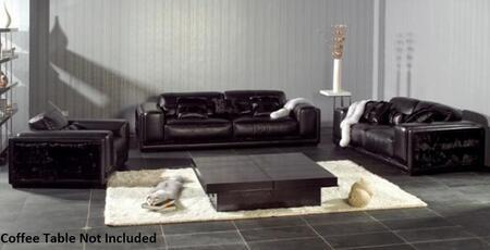 VIG Furniture VGUNAX001 Modern Leather Living Room Set