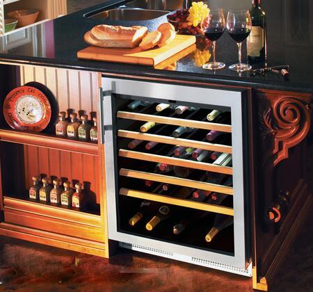 "Liebherr WU5600 23.5"" Built-In Wine Cooler"