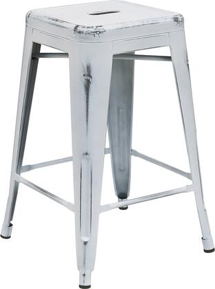 Flash Furniture Etbt350324whgg Commercial Bar Stool