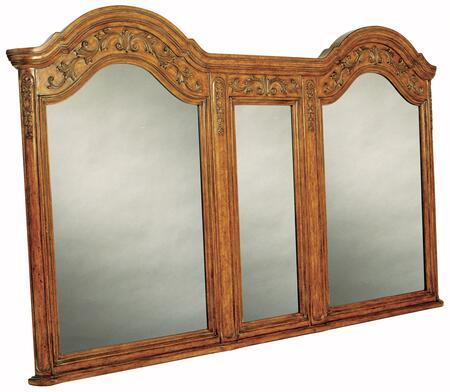 Ambella 06173140070 Private Retreat Series Arched Portrait Wall Mirror