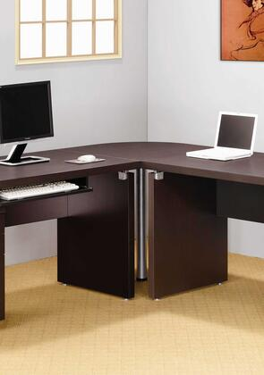 Coaster 800893  Wood Desk