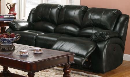Yuan Tai 6888SBK Madison Series Sofa Leather Sofa