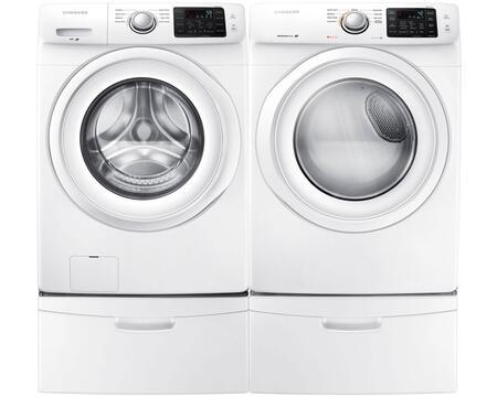 Samsung 356121 TurboWash Washer and Dryer Combos