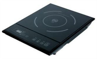 "Koolatron TCIS11BNG 15""  1 Element Yes Cooktop, in Black"