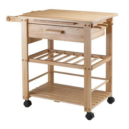 Winsome Kitchen Cart 83644 Finland