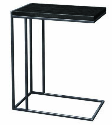 Tag 390114 Wabash Series Contemporary Rectangular End Table