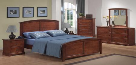 Accent HA872405BED King Beds