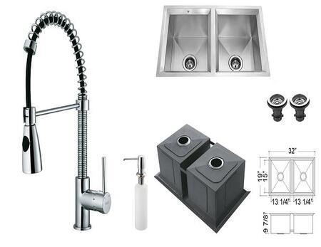 Vigo VG15036 Kitchen Sink
