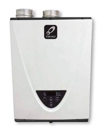 Takagi TH3DV 199000 BTU Direct Vent Indoor Tankless Water Heater, for Home or Commercial Use, with Energy Star Rating, Electronic Ignition, Built-in Temperature Control, and High Durability