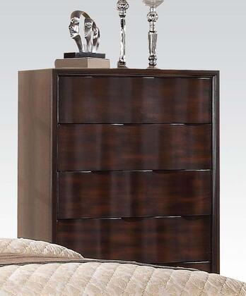 Acme Furniture 20526 Travell Series Wood Chest