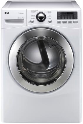 "LG DLGX3071W 27"" Gas Dryer"