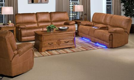 New Classic Home Furnishings 2030930CYBSLR Montana Living Ro