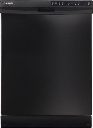 "Frigidaire FGBD2431NB 24"" Gallery Series Built-In Full Console Dishwasher"