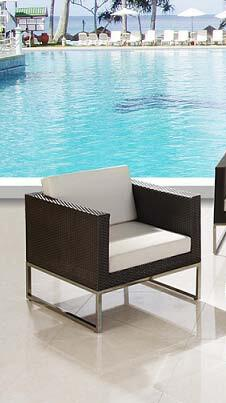 Global Furniture USA S933C  Patio Chair
