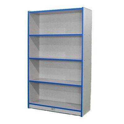 Mahar M60SCASEMP  Wood 4 Shelves Bookcase