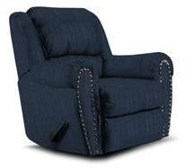 Lane Furniture 21414492560 Summerlin Series Transitional Fabric Wood Frame  Recliners