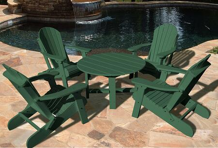 Vifah V1092SET3G Patio Sets