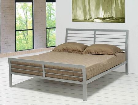 Coaster 300201Q Stoney Creek Series  Queen Size Sleigh Bed