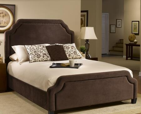 Hillsdale Furniture 1554BCKRC Carlyle Series  California King Size Panel Bed