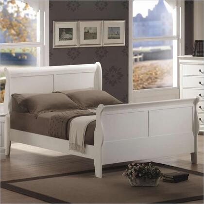 Coaster 201691T  Twin Size Sleigh Bed