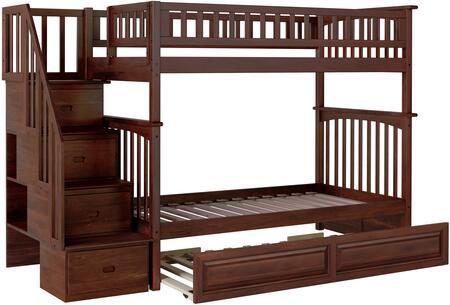 Atlantic Furniture AB55634  Bunk Bed