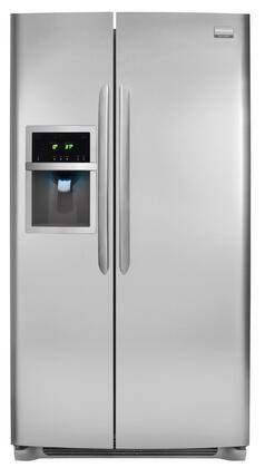 Frigidaire FGUS2647LF Freestanding Side by Side Refrigerator