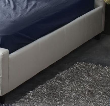 Diamond Sofa ZENBEDCKINGSR California King Bed Side Rails: