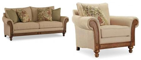 Hooker Furniture 112552013KIT4 Windward Living Room Sets
