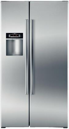 Bosch B22CS30SNS Freestanding Side by Side Refrigerator
