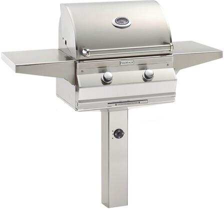 "FireMagic C430S1T1XG6 Choice 51.5"" In-Ground Grill with Heavy-Gauge Tubular Stainless Steel Burners and Electronic Ignition System"