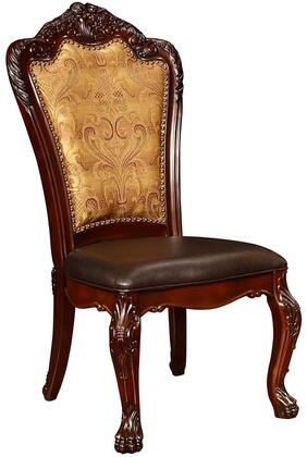 Coaster 105512 Benbrook Series Traditional Wood Frame Dining Room Chair