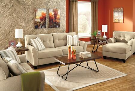 Milo Italia MI1397SLCHKHAK Lizeth Living Room Sets