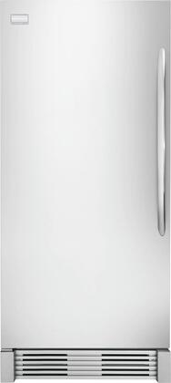 """Frigidaire FGFU19F6QF 32"""" Gallery Series  Freezer with 18.6 cu. ft. Capacity in Stainless Steel"""