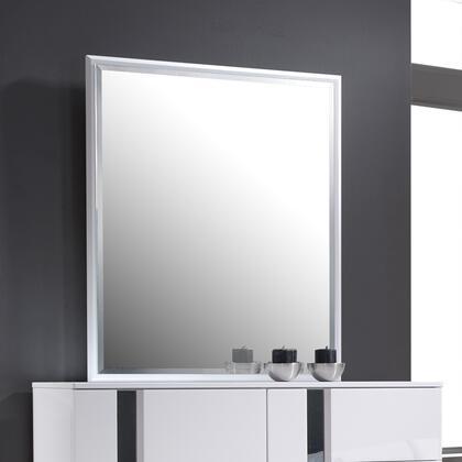 JandM Furniture Palermo 3 Drawer Dresser Mirror 17853 DM