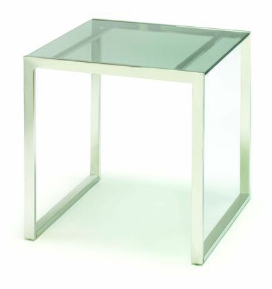 Tag 370032 Contemporary Square End Table