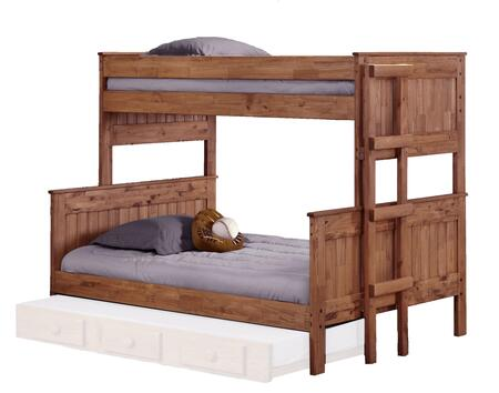 Chelsea Home Furniture 312009450  Twin & Full Size Bunk Bed