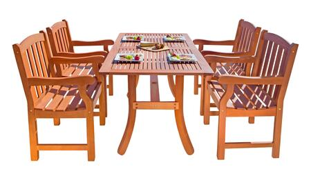 Vifah V187SET25 Patio Sets