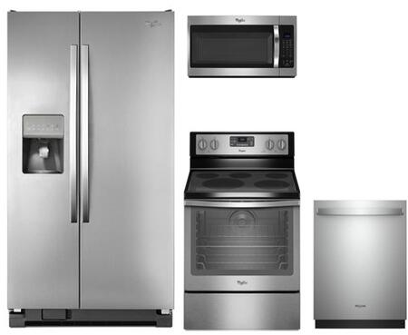Whirlpool 767478 Kitchen Appliance Packages