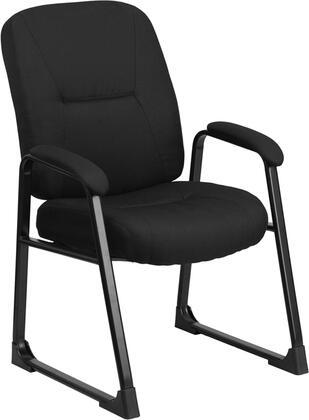"""Flash Furniture WL738AVBKGG 27.75"""" Contemporary Office Chair"""