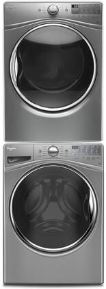 Whirlpool 704408 Washer and Dryer Combos